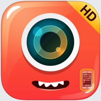 Epica HD - Epic camera and photo editor with funny poses for taking cool pictures by Xiaodong Wang (iPad)