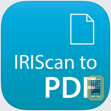 IRIScan to PDF by I.R.I.S. s.a. (Universal)