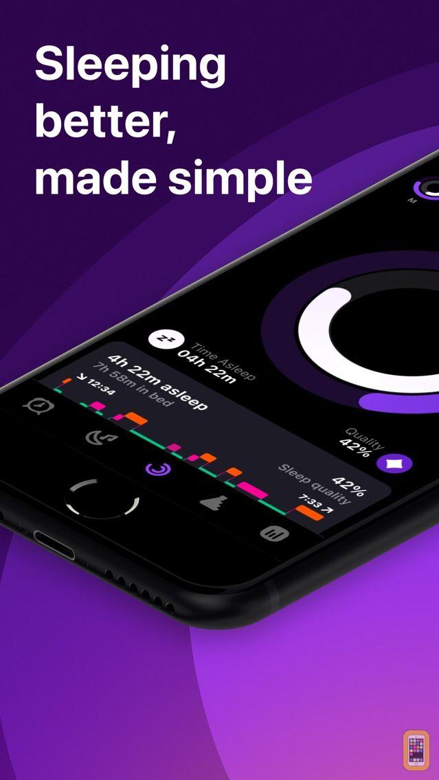 Screenshot - Pillow Automatic Sleep Tracker