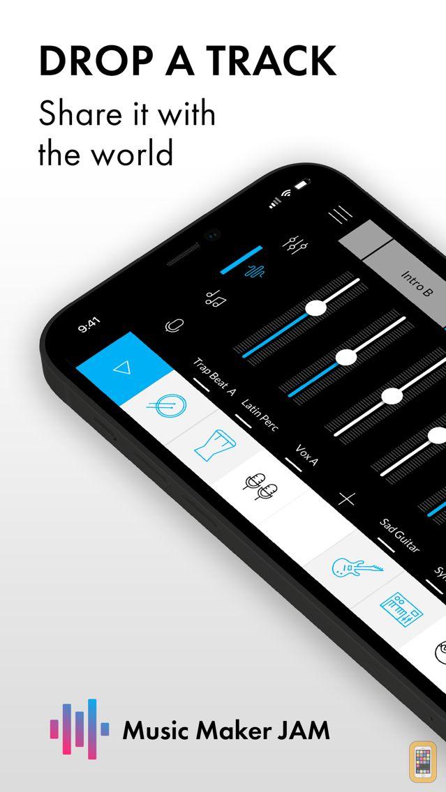 Screenshot - Music Maker JAM