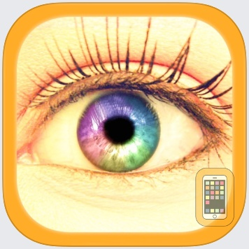 Eye Color Changer -Face Makeup for iPhone & iPad - App Info & Stats