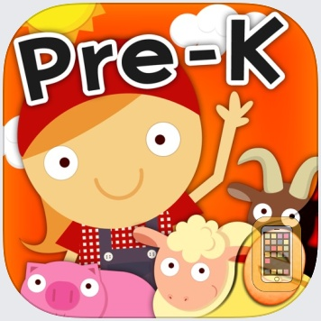 Animal Math Preschool Math Games for Kids Math App by Eggroll Games LLC (Universal)