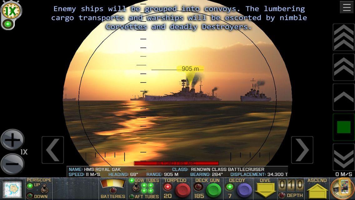 Screenshot - Crash Dive