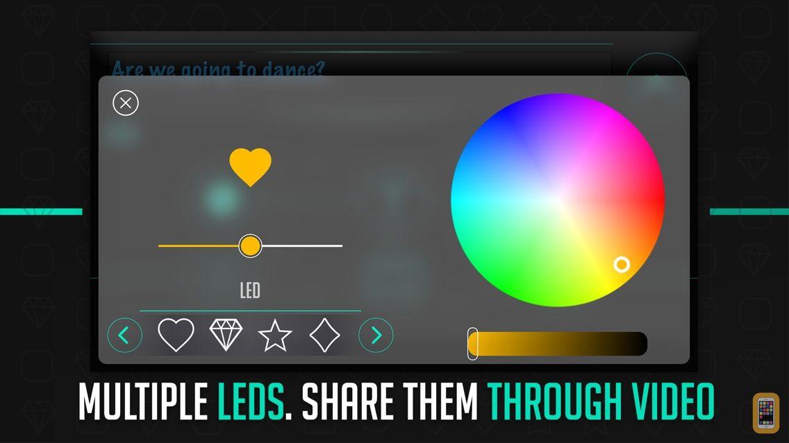Screenshot - Display Go ○ LED banner that scrolls ticker texts