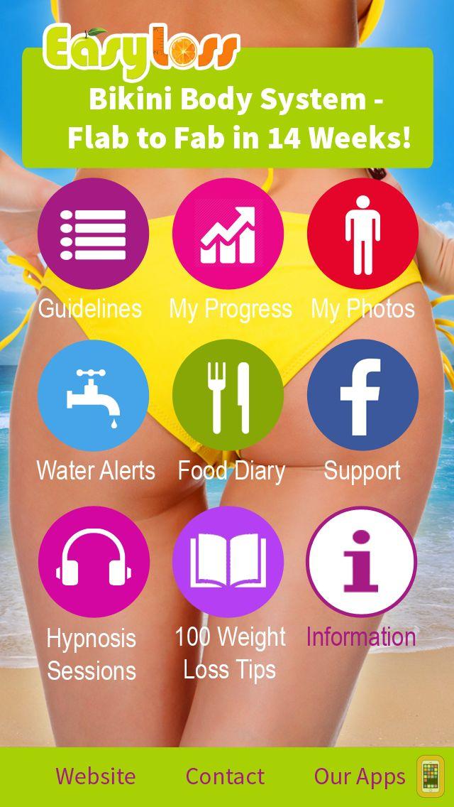 Screenshot - Bikini Body Weight Loss Hypnosis – Flab to Fab in 14 weeks!