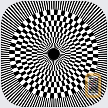 optical illusions maker - Custom change background & color for