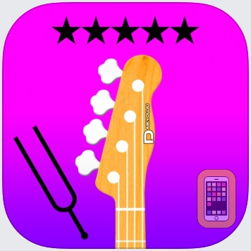 Bass Tuner Professional by Pedro Daniel Macalupu Cumpen (Universal)