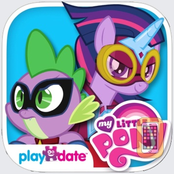 My Little Pony: Power Ponies by PlayDate Digital (Universal)