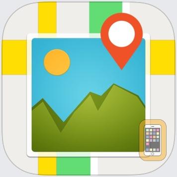 FotoMap-where photo was taken by Green Lake Technology Ltd (iPhone)