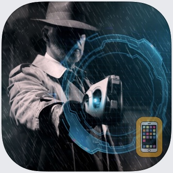 Past Mistakes - Science Fiction dystopian Book app by Jorge Caballero (Universal)