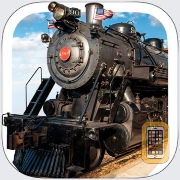 Trainz Driver 2 - train driving game, realistic 3D railroad simulator plus world builder by N3V Games Pty Ltd (iPhone)