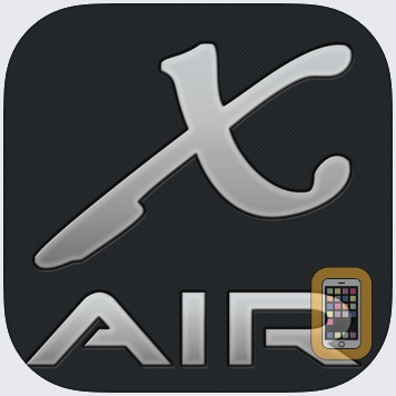 X AIR by MUSIC Group Research UK Limited (iPad)