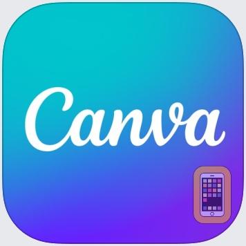 Canva - Graphic Design Creator by Canva (Universal)