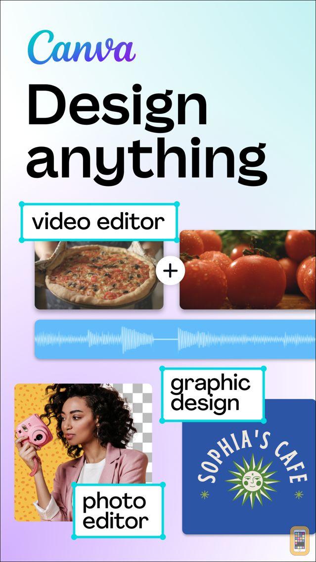 Screenshot - Canva - Graphic Design Creator