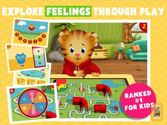 Screenshot - Daniel Tiger's Grr-ific Feelings