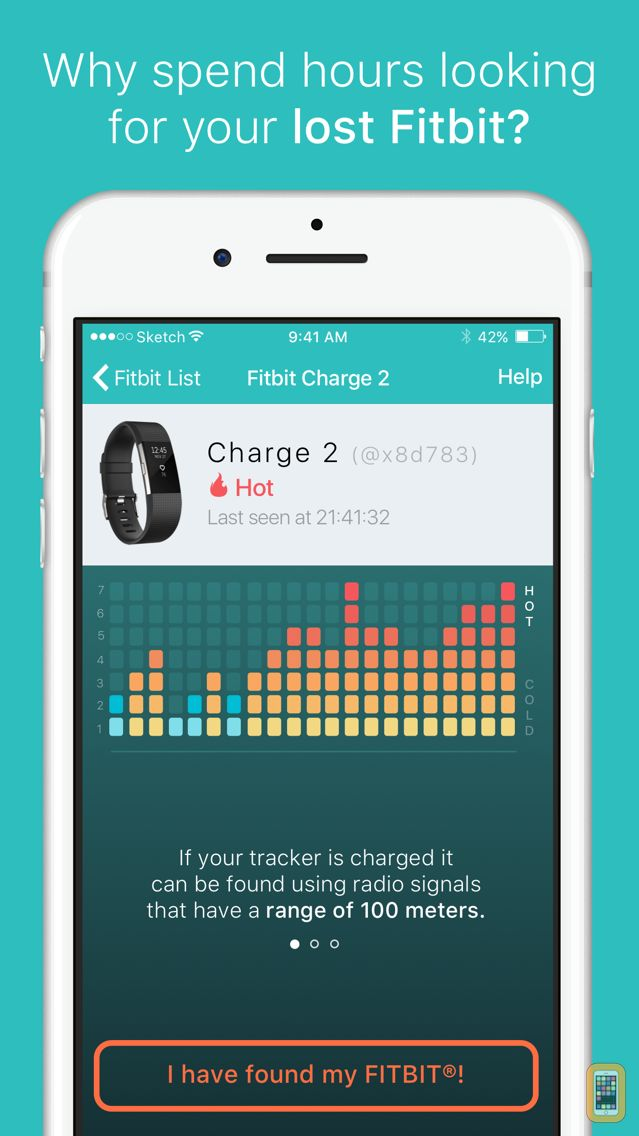 Screenshot - Finder For Fitbit - Find Fast!