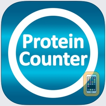 Protein Counter and Tracker for Healthy Food Diets by First Line Medical Communications Ltd (Universal)
