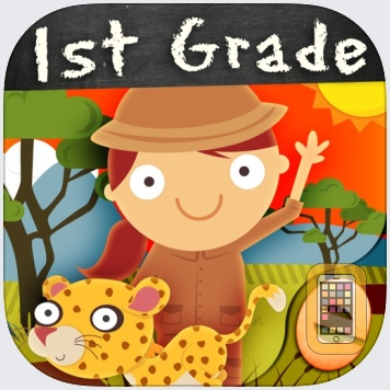 Animal Math 1st Grade Math by Eggroll Games LLC (Universal)