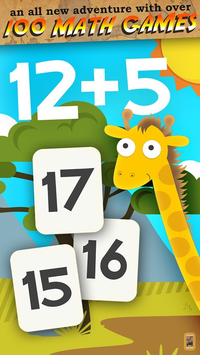 Screenshot - Animal Math 1st Grade Math