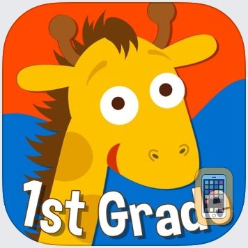 Animal Math First Grade Games by Eggroll Games LLC (Universal)