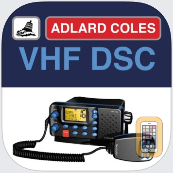 VHF DSC Radio by The Other Hat (Universal)