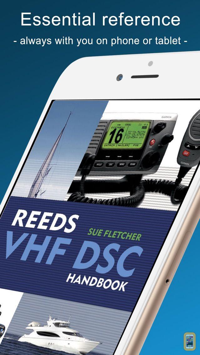 Screenshot - VHF DSC Radio
