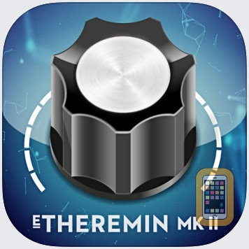 E–Theremin MKII by DesignByPaul (iPad)