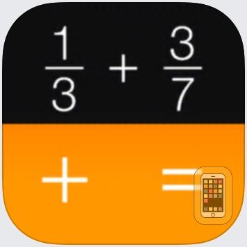 Fraction Calculator + Decimals by Visual Math Interactive Sdn. Bhd. (Universal)