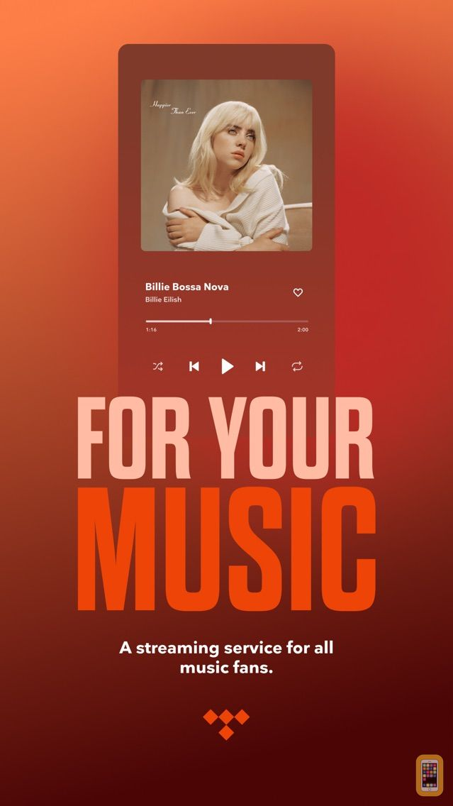 Screenshot - TIDAL Music - Streaming