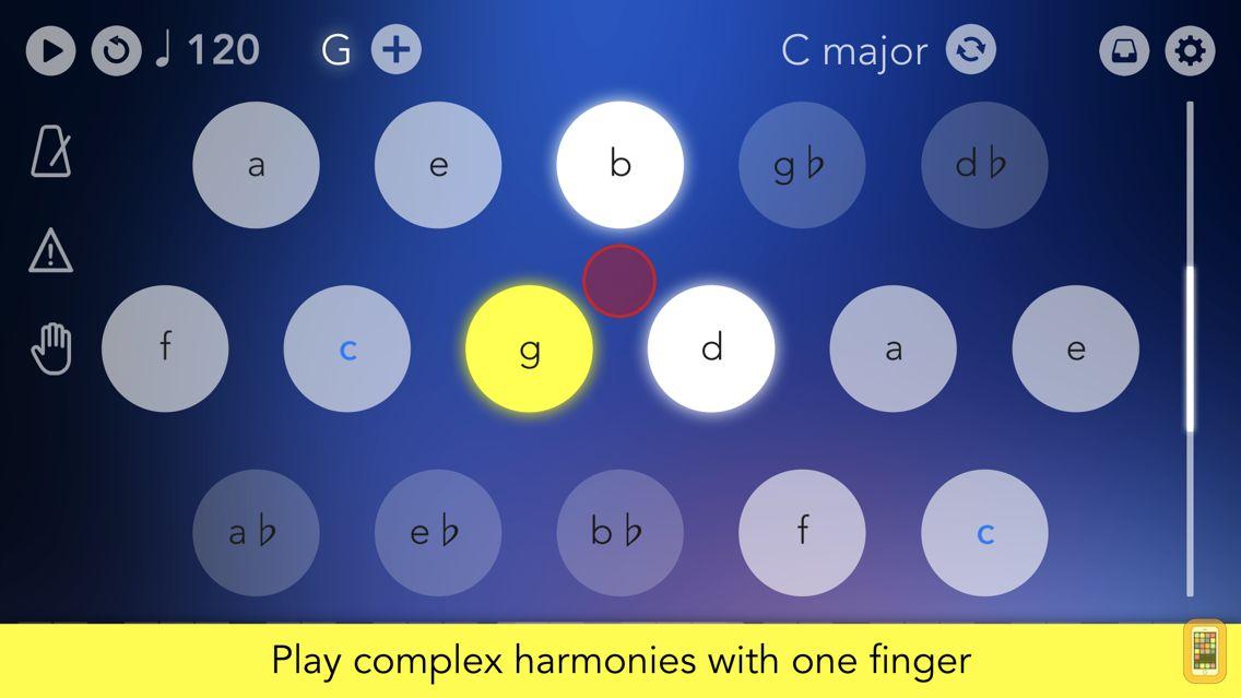 Screenshot - Navichord • chord sequencer