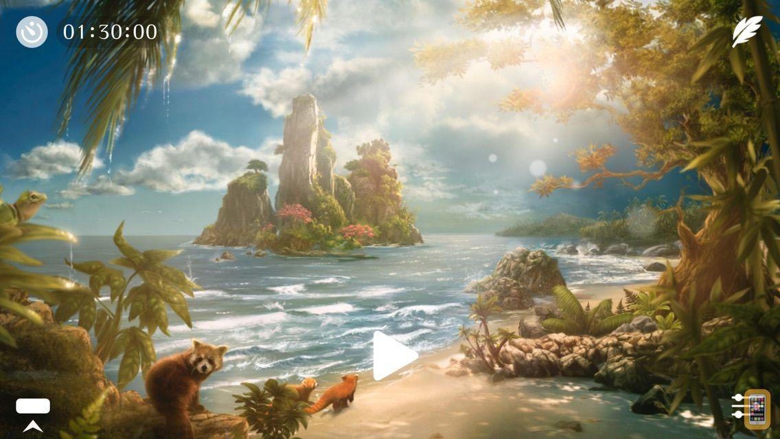 Screenshot - Sunny ~ Sea & Ocean Sounds
