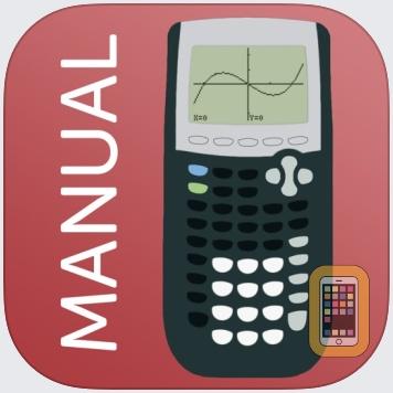 TI 84 Graphing Calculator Man. by Graphing Calculator Apps UG (haftungsbeschrankt) (Universal)
