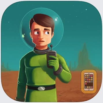 Space Age: A Cosmic Adventure by Big Bucket Software (Universal)