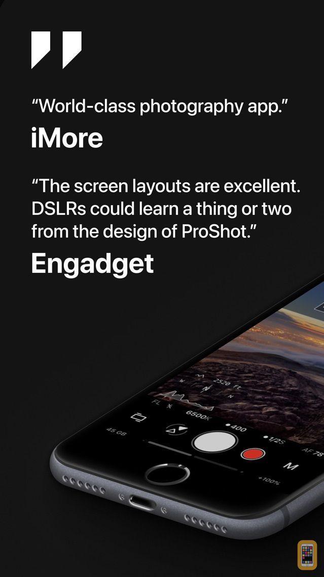 Screenshot - ProShot