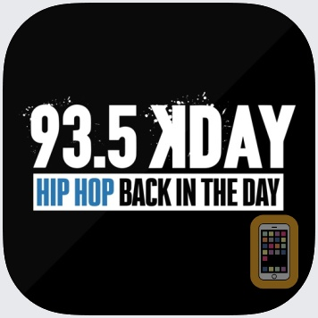93.5 KDAY by KDAY Radio LLC (iPhone)