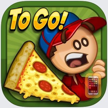 Papa's Pizzeria To Go! by Flipline Studios (iPhone)