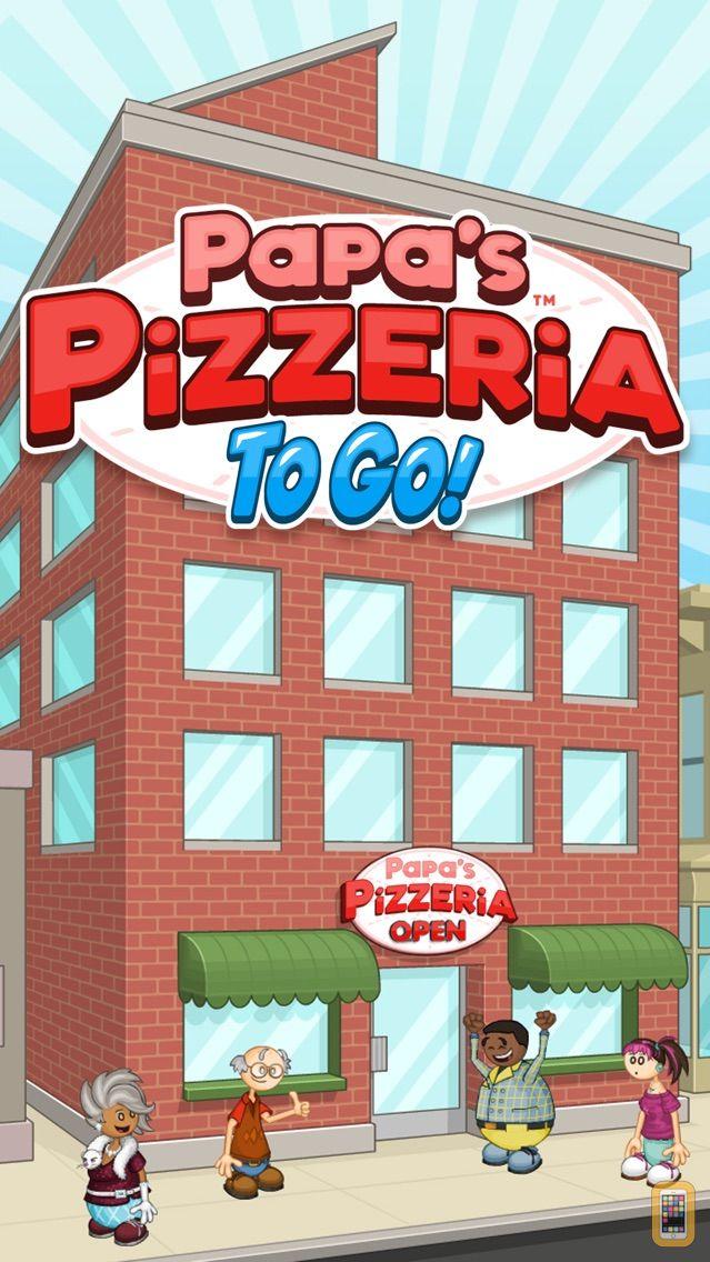 Screenshot - Papa's Pizzeria To Go!