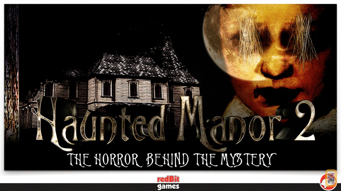 Screenshot - Haunted Manor 2 - The Horror behind the Mystery - FULL (Christmas Edition)