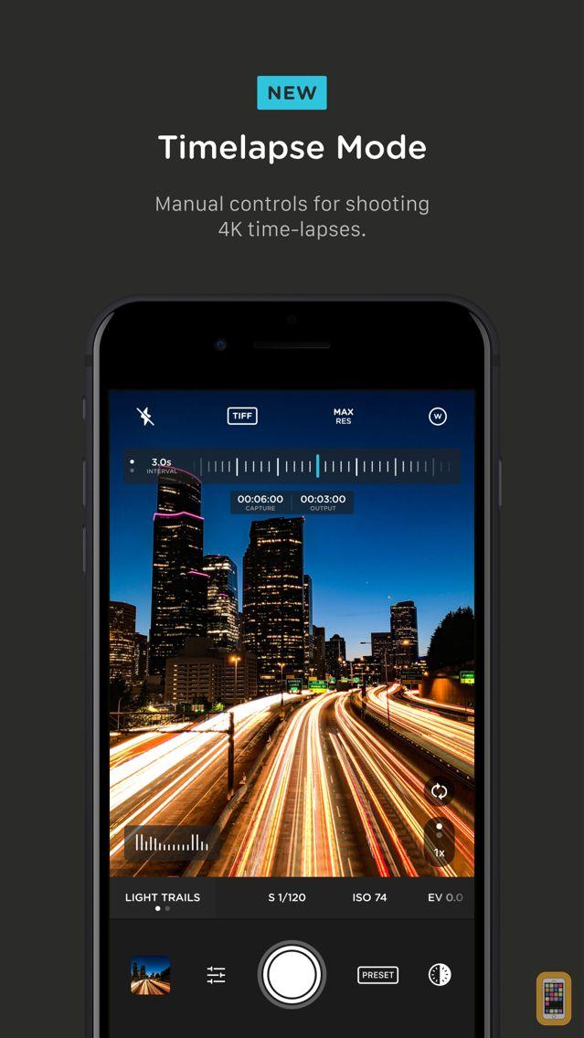 Screenshot - Moment - Pro Camera