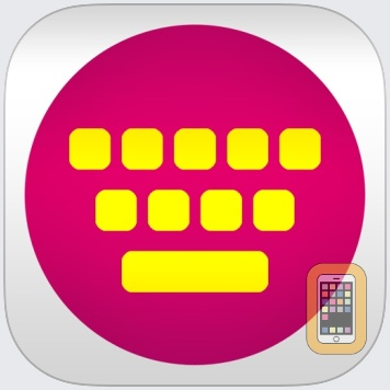 Color Keyboard ~ Cool New Keyboards & Free Fonts for iOS 8 by Adriana-Maria Halmagean (Universal)