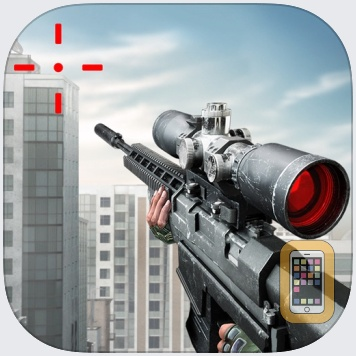 Sniper 3D Assassin: Gun Games by Fun Games For Free (Universal)