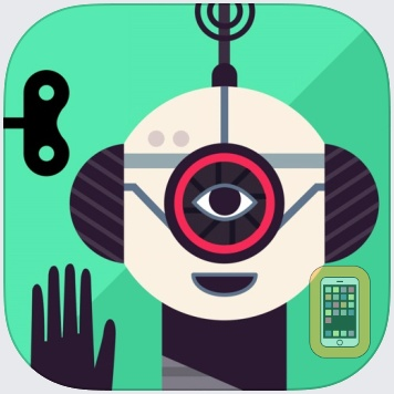 The Robot Factory by Tinybop by Tinybop Inc. (Universal)