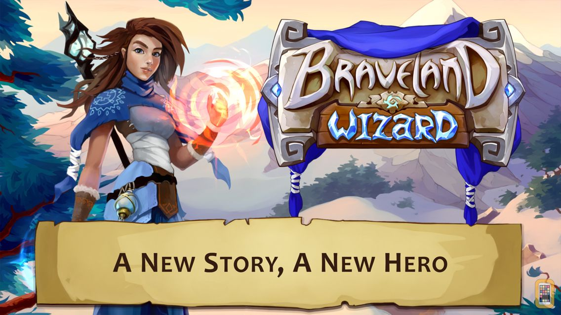 Screenshot - Braveland Wizard