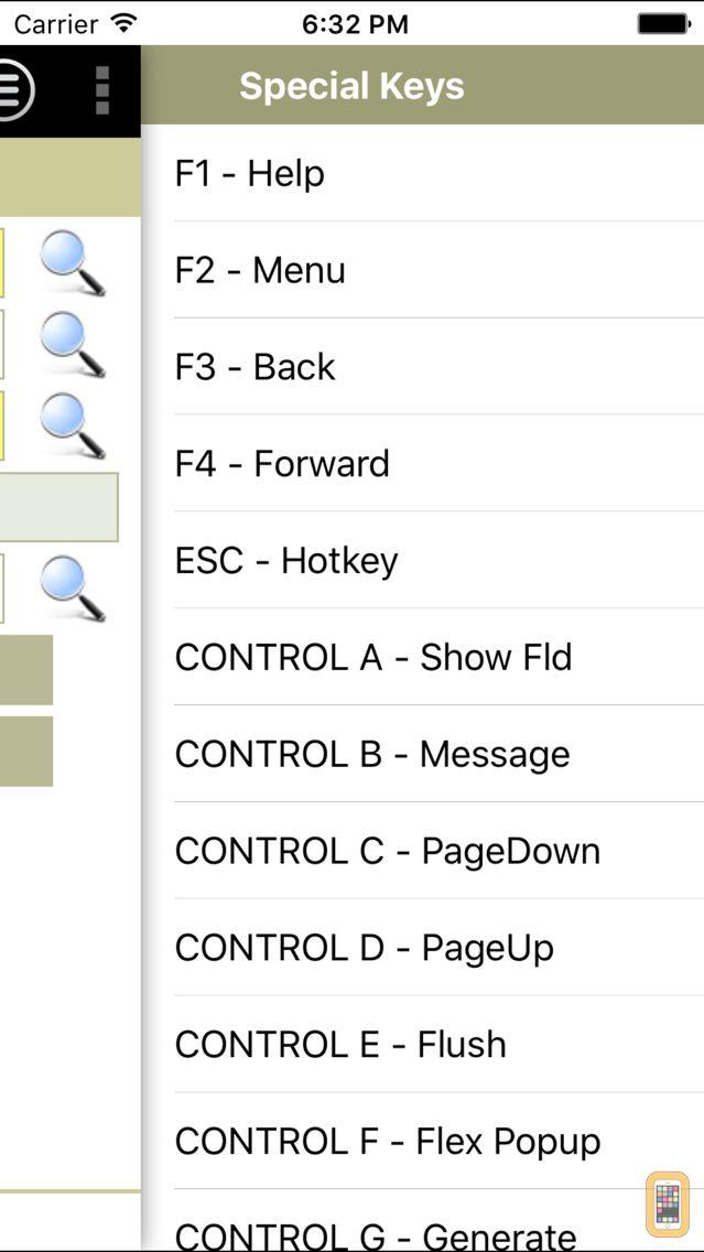Screenshot - Express Client
