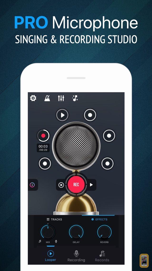 Screenshot - Pro Microphone