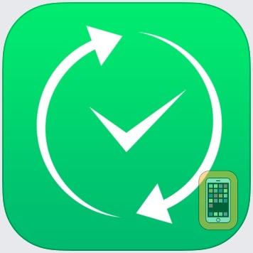 Chrono Plus – Time Tracker by Denys Yevenko (Universal)