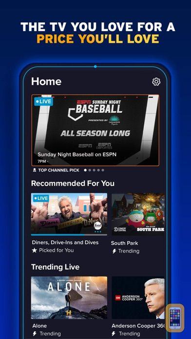 Screenshot - Sling TV: Stream Live TV now