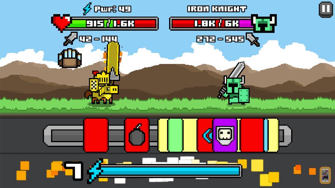 Screenshot - Combo Quest