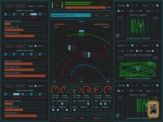Screenshot - SoundScaper