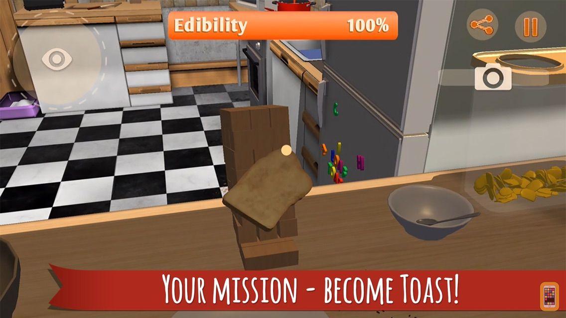 Screenshot - I am Bread
